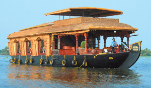 Kerala Backwaters on Houseboat