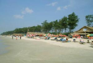 Panaji beach