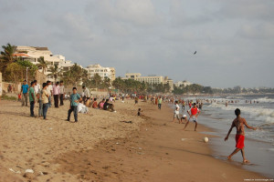 Soccer-on-Juhu-Beach