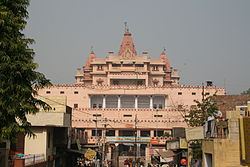 krishna-Temple(Mathura)